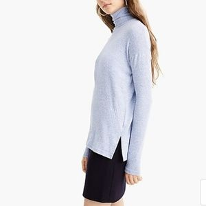 J. Crew super Soft Turtleneck Top